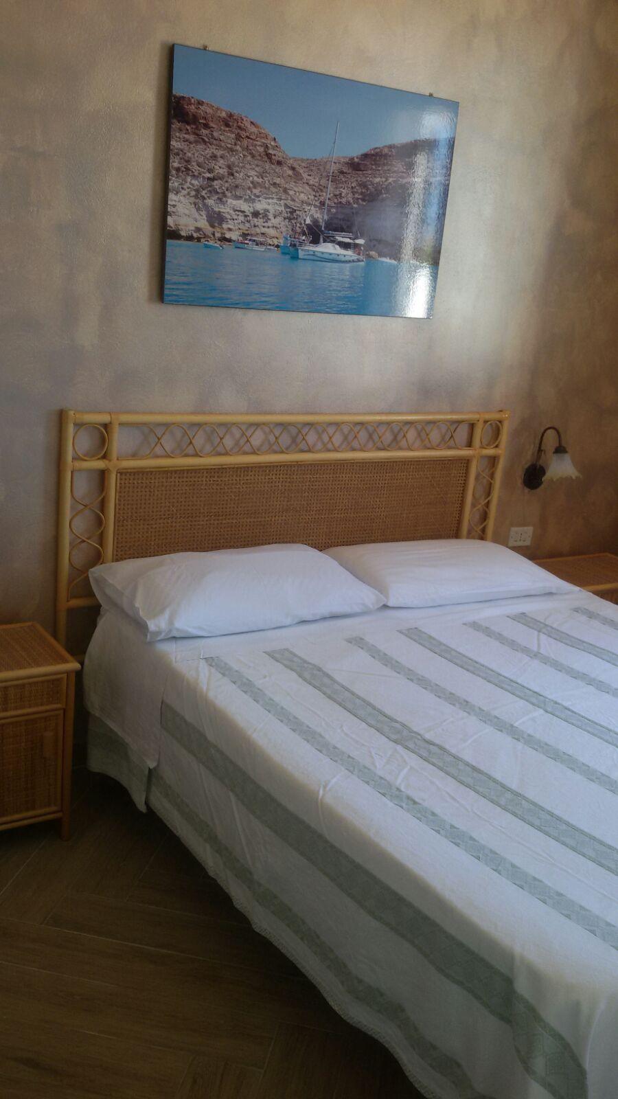Le Palme Lampedusa appartamento Giglio