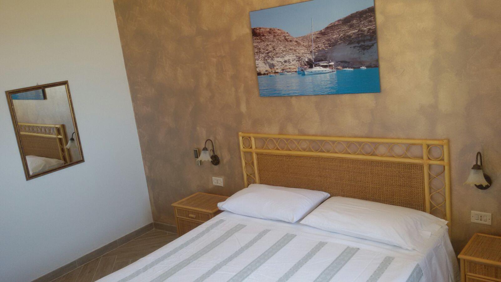 Le Palme Lampedusa appartamento Giglioc